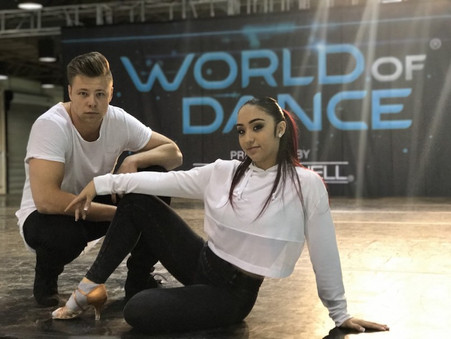 Get Ready for Ballroom Cabaret with Luka & Jenalyn on 'World of Dance'