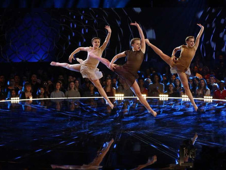 The Mihacevich Sisters Leap to Success on 'World of Dance'