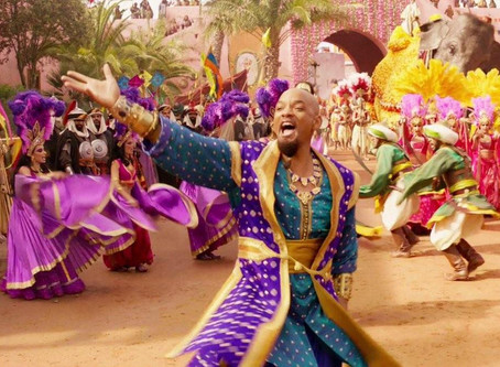 Jamal Sims Shares His Magical Experience Choreographing for 'Aladdin'