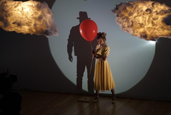 lindsey stirling dwts balloon