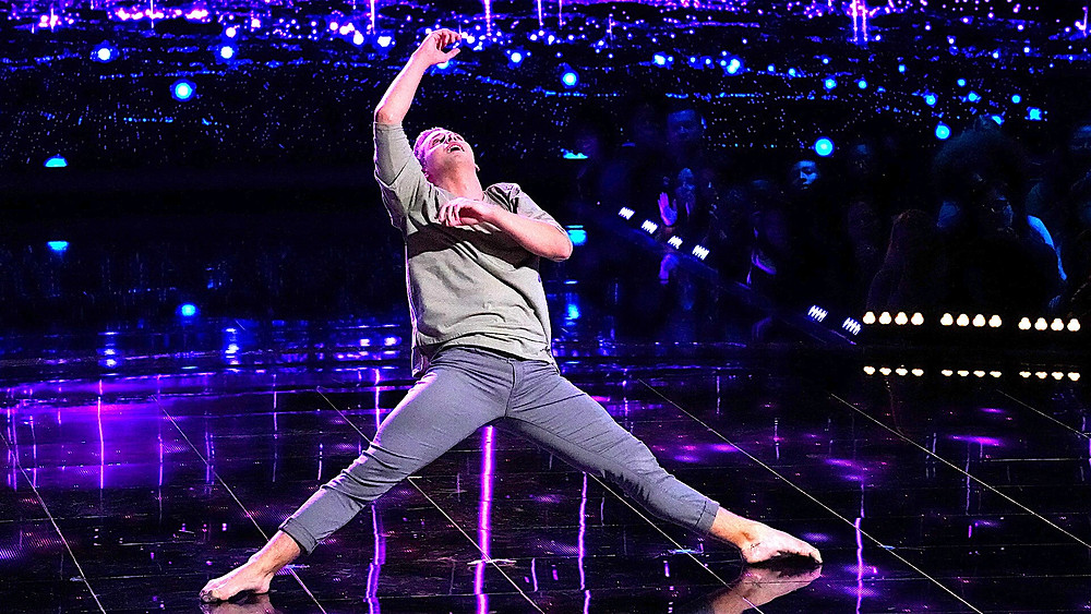 Derek Piquette world of dance