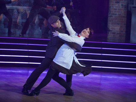 'Dancing With the Stars': The Magic of Kate Flannery & Pasha Pashkov