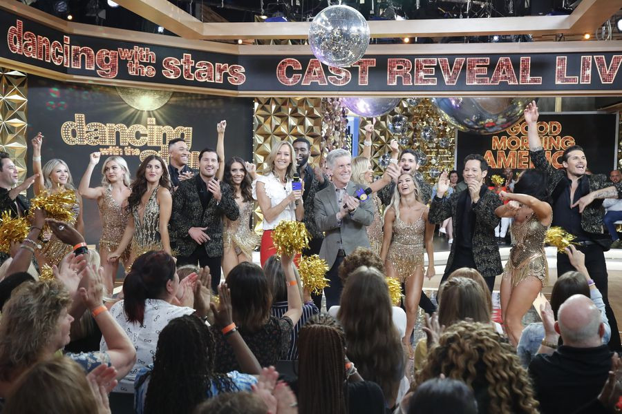 DWTS -Season 28-Cast-Reveal
