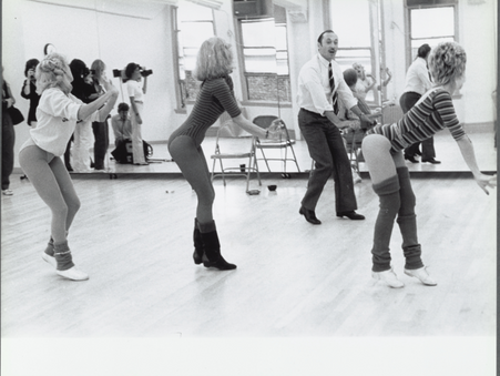 11 Must-See Photographs From Legendary Dance Photographer Martha Swope