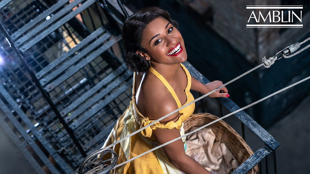 Ariana Debose West Side Story