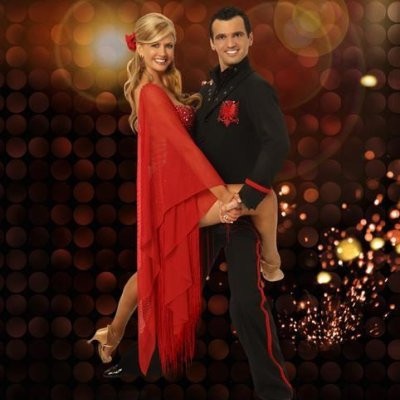 Nancy o'dell dwts