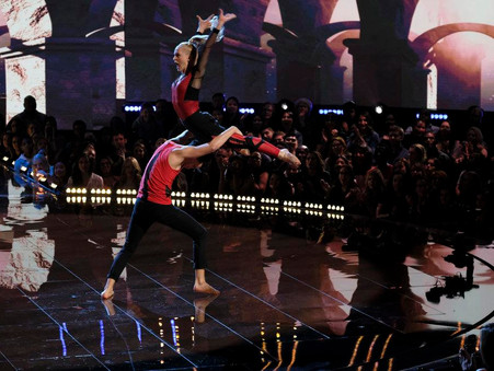 How Charity & Andrés Strategized Their 'World Of Dance' Performances
