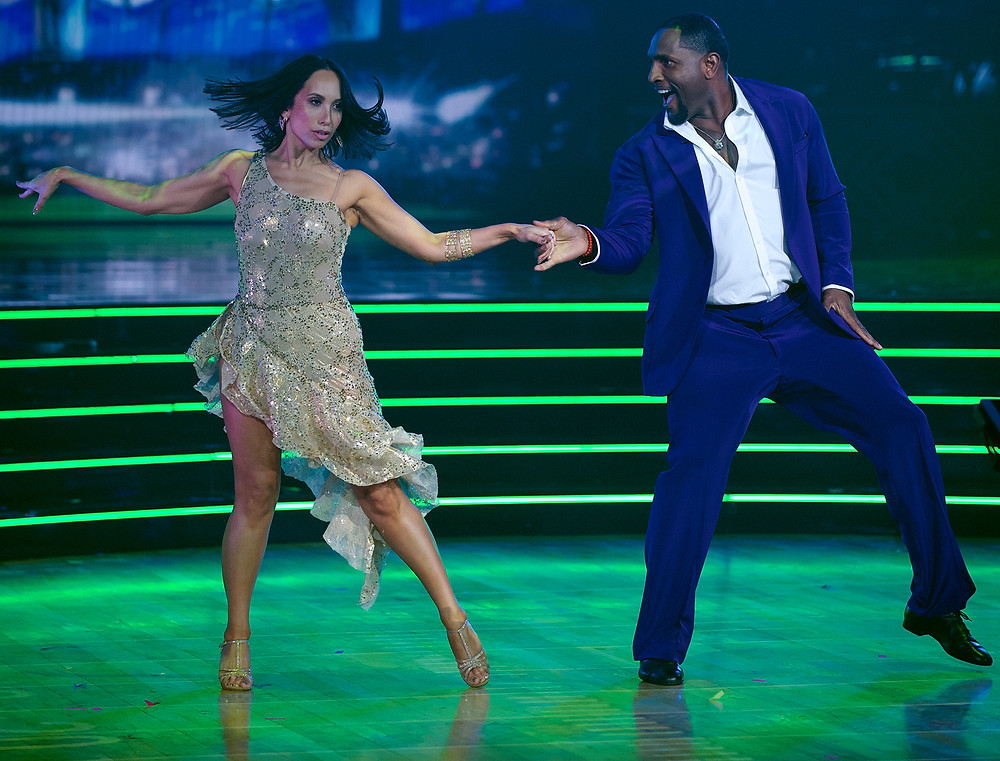 Ray Lewis dwts