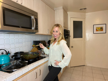Stay-at-Home Cooking Tips For Dancers & Athletes