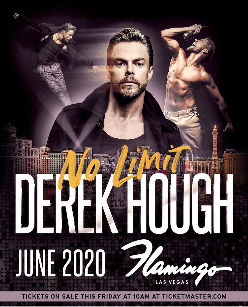Derek-Hough-No-Limit-las-vegas