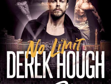 'Derek Hough No Limit' is About to Hit Las Vegas