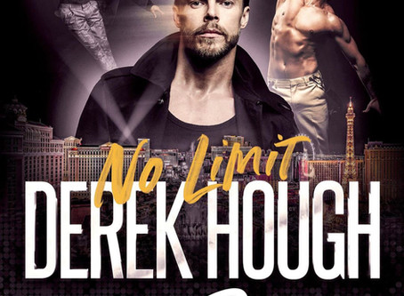 'Derek Hough No Limit' is About to Hit Las Vegas