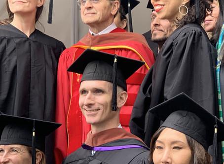Mikhail Baryshnikov's Wise Advice to USC Kaufman's First Graduating Class