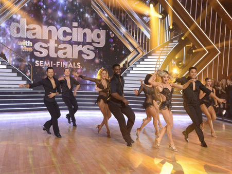 Ray Leeper Jazzes Up the Ballroom for the 'Dancing with the Stars' Finale