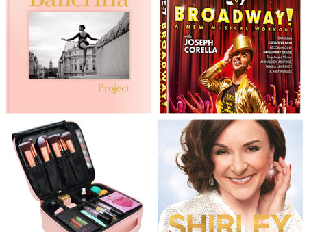 Holiday Gift Guide for Dancers & Dance Enthusiasts
