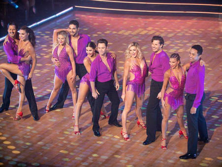 Get Ready for the Boy Band & Girl Group Night Opening Number on 'DWTS'