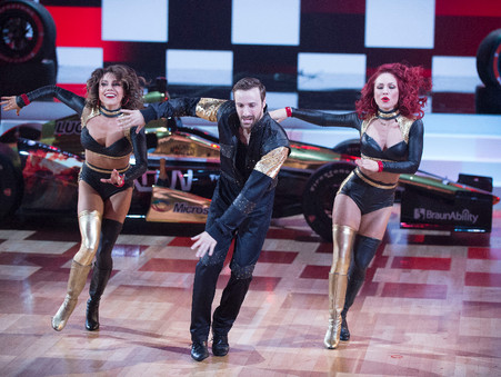 James Hinchcliffe Is The 'Dancing With The Stars' Comeback Kid