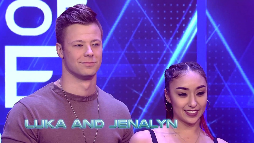 luka and jenaly world of dance