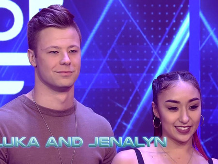 Luka & Jenalyn Rise to New Heights on 'World of Dance Philippines'