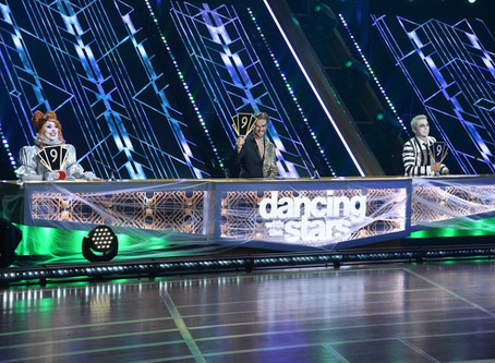 A Frightful Night of Scores on 'Dancing With the Stars'