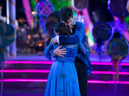 'Dancing with the Stars': Let's Talk About Laurie Hernandez