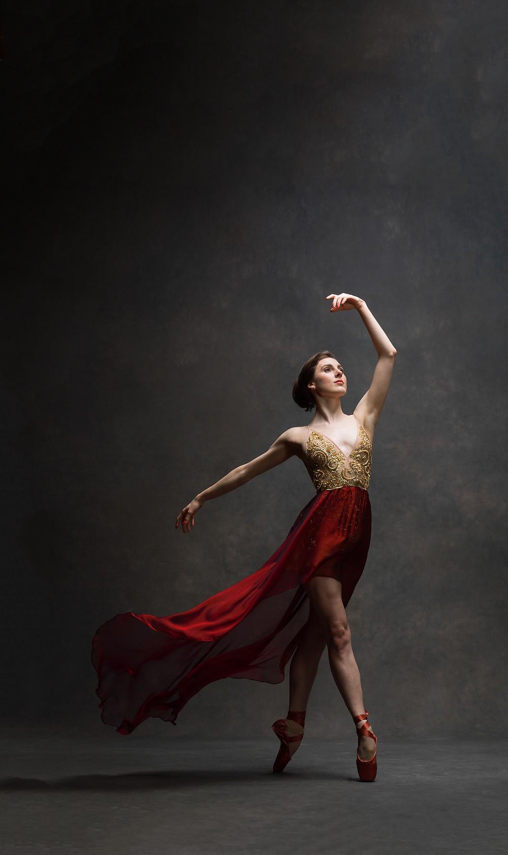 Tiler Peck BalletNow