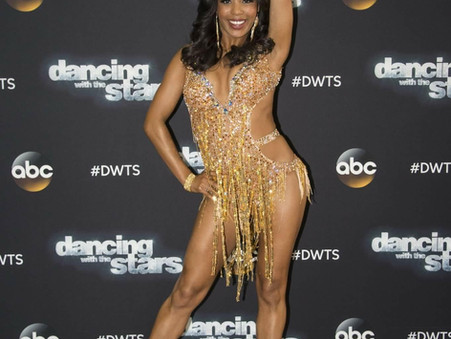 Season 26 of 'Dancing With The Stars': 6 Questions for Britt Stewart