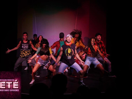 How Club Jeté Became The Dance Industry's Leading Choreography Showcase In Los Angeles