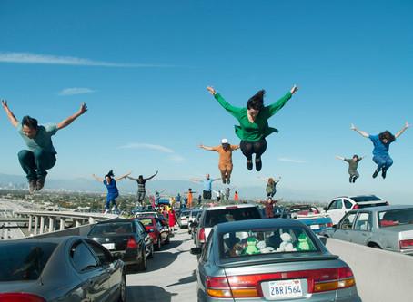 Los Angeles Celebrates 'La La Land' in a Very Big Way