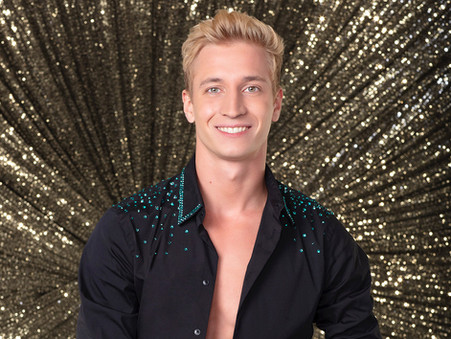 Vlad Kvartin Takes His Talents to 'Dancing with the Stars Russia'