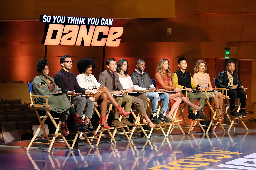 SYTYCD All-Stars at the Academy