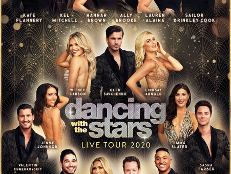 Going to the 'Dancing with the Stars' Tour? Here's What You Need to Know