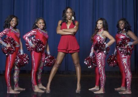 Dianna Williams 'Bring it' Star Creates A Lane for Majorette Dance