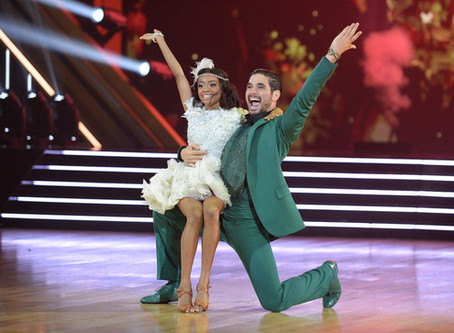Skai Jackon is Performing Better Than Her Scores on 'Dancing With the Stars'