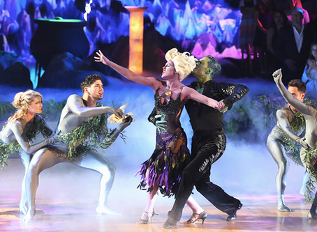 It's Not Disney Night Without 'The Little Mermaid' on 'Dancing With the Stars'