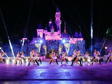 'DWTS' Disney Night: Behind-the-Scenes with Choreographer Zach Woodlee