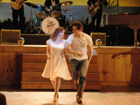 How 'Dirty Dancing' Choreographer Andy Blankenbuehler Tackled an Iconic Dance Movie