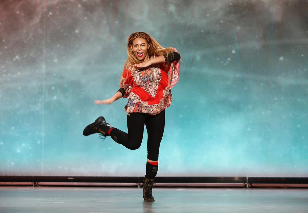 Blessin Giraldo SYTYCD dancing
