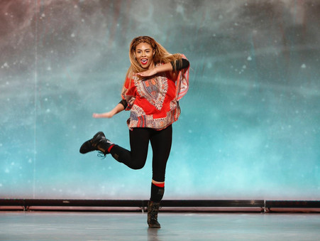 Blessin Giraldo Is Stepping Into Fame Beyond 'SYTYCD'