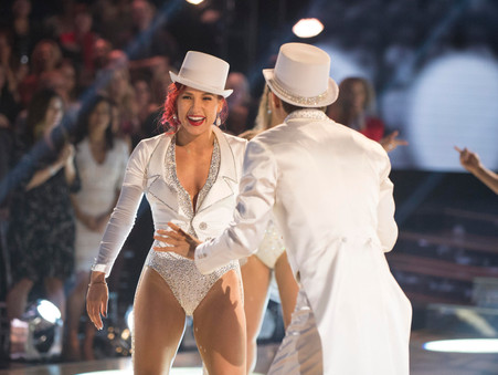 'Dancing With the Stars' Pro Sharna Burgess Sets Her Sights on Broadway