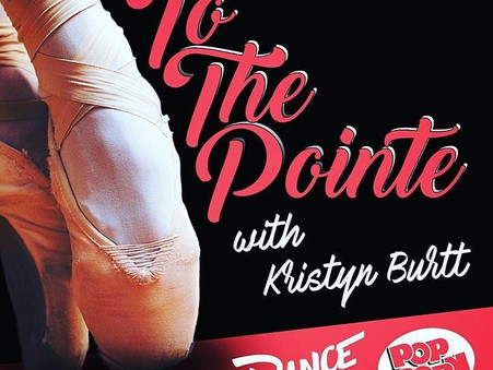 How Do You Book A Guest On 'To The Pointe'?