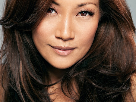 Celebrating Chinese New Year with 'DWTS' Judge, Carrie Ann Inaba