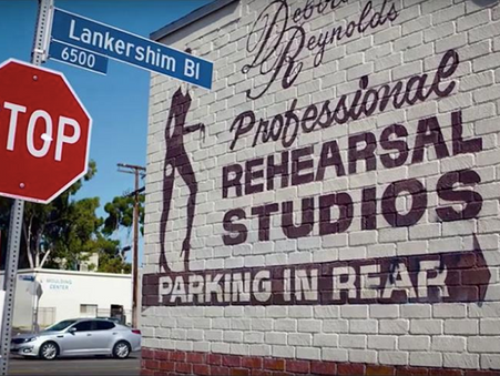 Will Someone Please Save Debbie Reynolds Dance Studio?