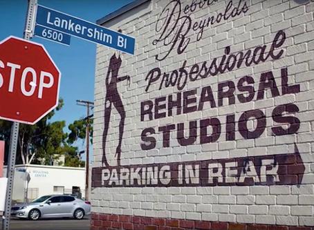Will Someone Please Save Debbie Reynolds Dance Studio?