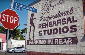 Debbie Reynolds dance studio north Hollywood