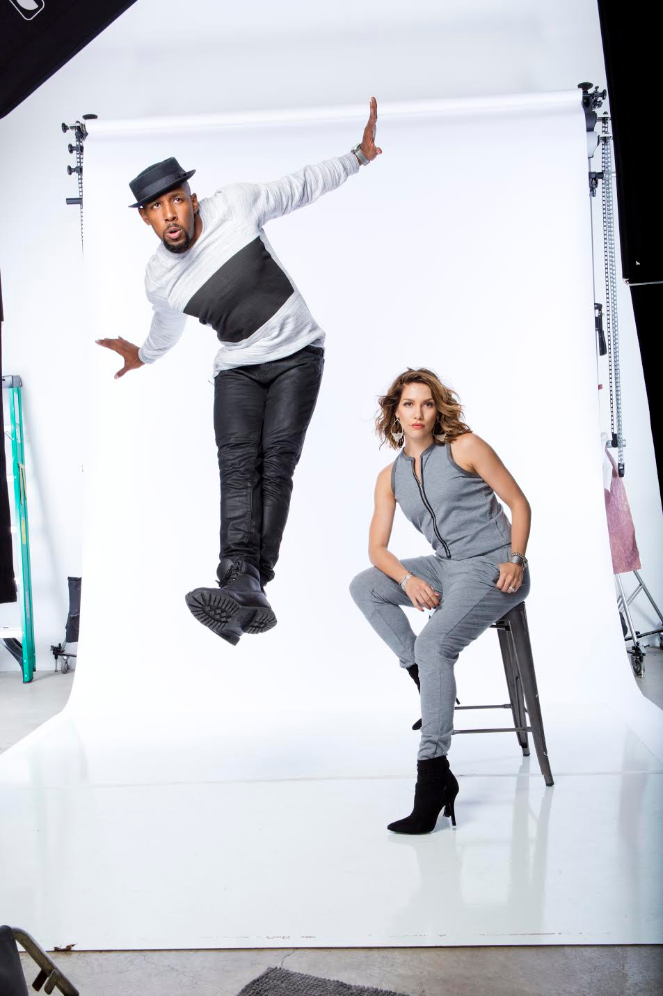 tWitch and Allison Holker for Children's Miracle Network