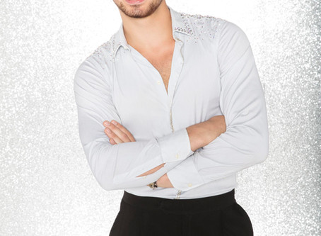 Season 26 of 'Dancing With The Stars': 6 Questions for Alan Bersten