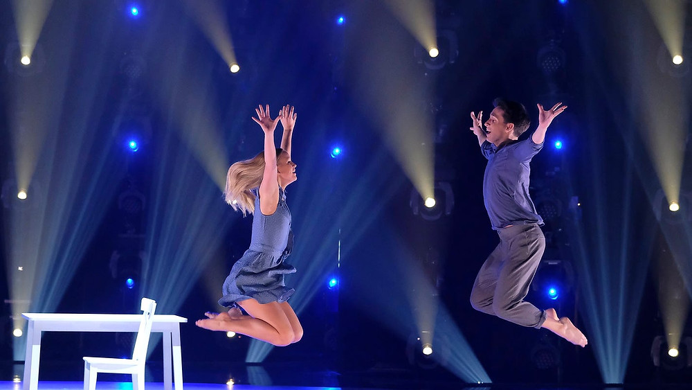 Sophie Pittman gino cosculluela sytycd dancing