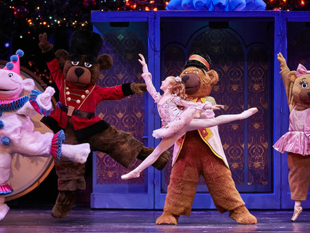 7 Dancers Who Played Clara In Radio City's 'Christmas Spectacular'