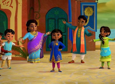 Nakul Dev Mahajan Brings Bollywood & More to 'Mira, Royal Detective'